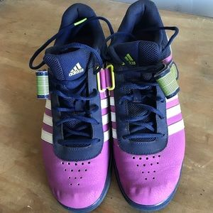 Adidas 'Powerlift' Olympic lifting shoes